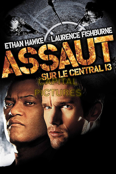 Assault on Precinct 13 (2005) <br /> POSTER ART<br /> *Filmstill - Editorial Use Only*<br /> CAP/KFS<br /> Image supplied by Capital Pictures