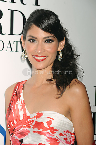 Diana Lopez at the 40th annual Fifi awards at Alice Tully Hall, Lincoln Center on May 21, 2012 in New York City.. Credit: Dennis Van Tine/MediaPunch