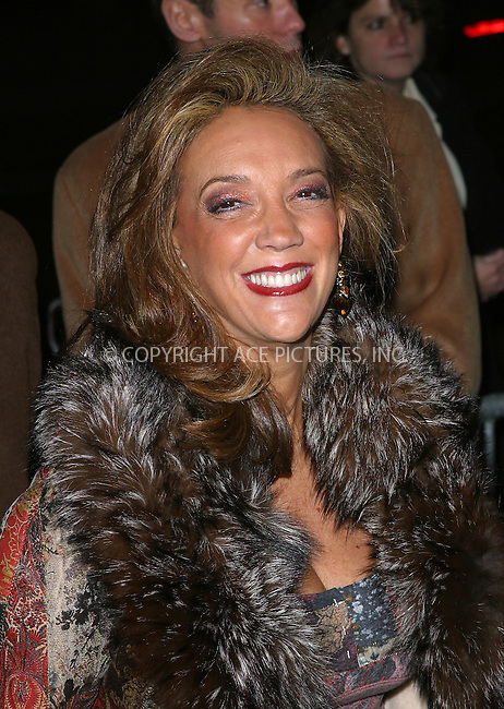 """Denise Rich arrives at the special screening of """"Chicago."""" New York, December 18, 2002. Please byline: NY Photo Press. REF: M19 -- THIS REFERENCE CODE MUST APPEAR ON YOUR SALES REPORT, THANK YOU.....*PAY-PER-USE*      ....NY Photo Press:  ..phone (646) 267-6913;   ..e-mail: info@nyphotopress.com"""