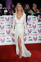 LONDON, UK. October 29, 2018: Fern McCann at the Pride of Britain Awards 2018 at the Grosvenor House Hotel, London.<br /> Picture: Steve Vas/Featureflash