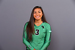 DENTON, TX - JULY 2: Mean Green Volleyball media day at Mean Green Olympic Village in Denton on July 2, 2019, in Denton, Texas. (Photo by Rick Yeatts)
