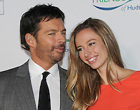 NEW YORK, NY - OCTOBER 13: Harry Connick Jr., and daughter Georgia Tatum Connick attend the 2016 Friends of Hudson River Park Gala at Hudson River Park's Pier 62 on October 13, 2016 in New York City. Photo by John Palmer/MediaPunch