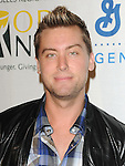 Lance Bass at The Rock a Little ,Feed a lot benefit concert to support the L.A. Regional Food Bank & Feeding America held at Club Nokia in Los Angeles, California on September 29,2009                                                                   Copyright 2009 DVS / RockinExposures