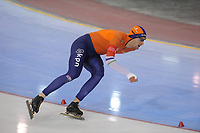 SPEEDSKATING: SALT LAKE CITY: dec. 2017, Utah Olympic Oval, ISU World Cup, ©photo Martin de Jong