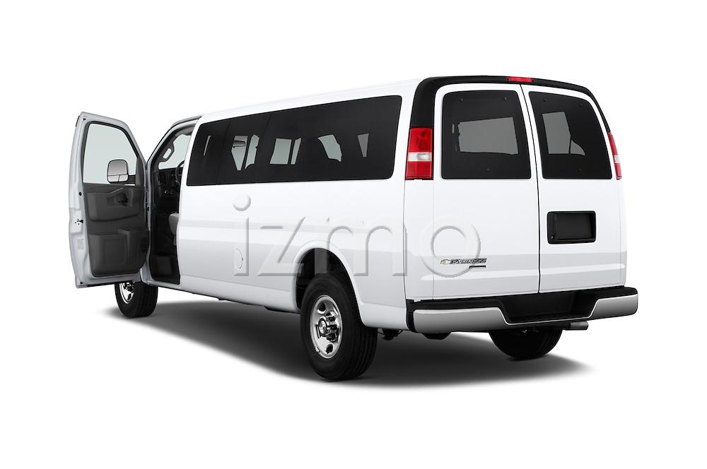 Car images of 2016 Chevrolet Express 3500-LS 4 Door Passenger Van Doors