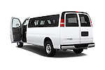Car images of 2016 Chevrolet Express 3500-LS 4 Door Passenger Van Doors
