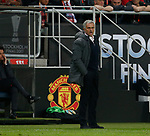 Jose Mourinho manager of Manchester United during the UEFA Europa League Final match at the Friends Arena, Stockholm. Picture date: May 24th, 2017.Picture credit should read: Matt McNulty/Sportimage