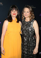 9 April 2019 - Los Angeles, California - Pamela B. Green, Jodie Foster. LOS ANGELES PREMIERE OF Be Natural: The Untold Story of Alice Guy- Blaché held at Harmony Gold Theater. Photo Credit: Faye Sadou/AdMedia