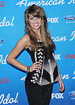 Angie Miller at the American Idol Finalists Party 2013 at the Grove in Los Angeles, CA. March 7, 2013.