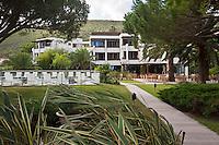 Europe/France/Corse/2B/Haute-Corse/Cap Corse/Saint-Florent:Hôtel-Restaurant La Roya