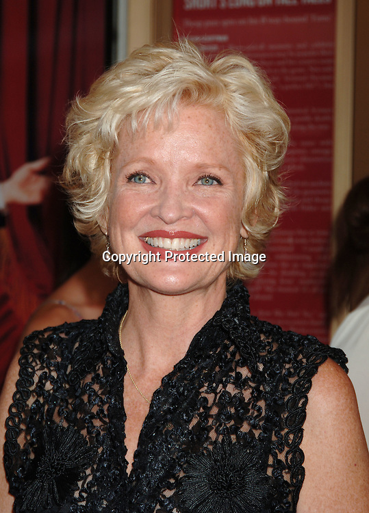 "Christine Ebersole..arriving for the Broadway Opening of ""Martin Short: Fame Becomes Me"" on August 17, 2006 at The Bernard B Jacobs Theatre. ..Robin Platzer. Twin Images"