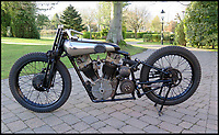 BNPS.co.uk (01202)558833Pic: H&amp;H/BNPS<br /> <br /> A vintage motorbike that has a tragic past and is in a jumble of parts has sold for a world record price of &pound;425,000.<br /> <br /> The 1930 Brough SS100 was ridden in a fateful race by the British biker FP 'Gentleman' Dickson alongside teammate George Brough, the engineer behind the famous machine. <br /> <br /> Dickson died after crashing the bike at a race in Switzerland in August 1930.<br /> <br /> The SS100 was later owned by motorbike enthusiast for almost 50 years. He had intended to restore the machine but died before he could complete project.