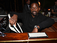 "LOS ANGELES - FEBRUARY 19: Sterling K. Brown at the party for FX's ""Atlanta Robbin' Season"" at the Clifton Cafeteria on February 19, 2018 in Los Angeles, California.(Photo by Frank Micelotta/FX/PictureGroup)"