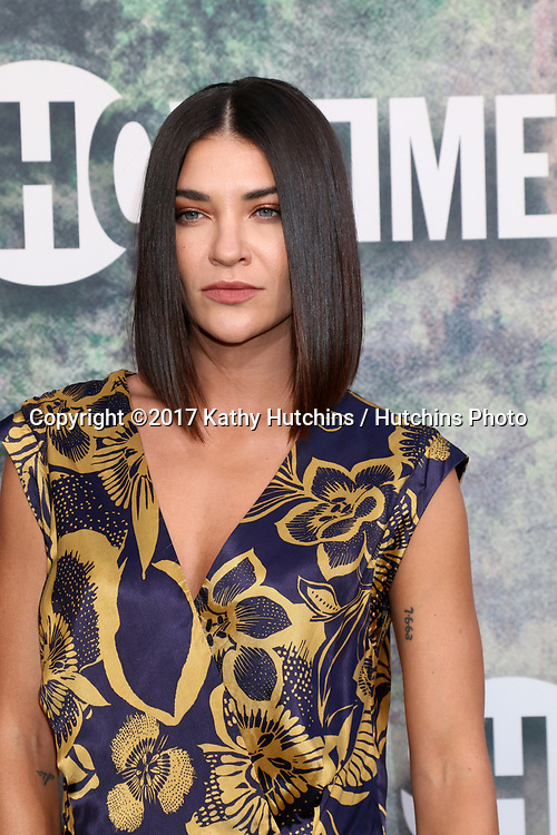"""LOS ANGELES - MAY 19:  Jessica Szohr at the """"Twin Peaks"""" Premiere Screening at The Theater at Ace Hotel on May 19, 2017 in Los Angeles, CA"""