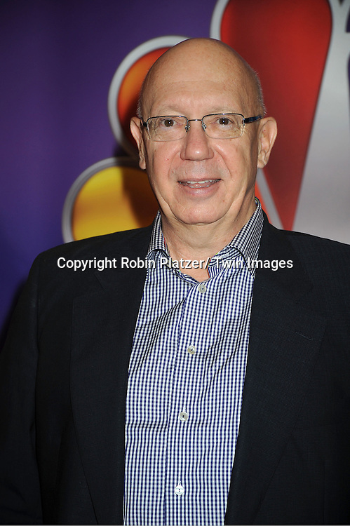 Dan Florek attends the NBC Upfront Presentation of 2012-2013 Season at Radio City Music Hall on May 14, 2012 in New York City.