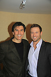"""- A Tribute to Pine Valley - All My Children's Vincent Irizarry """"David"""" and Jacob Young """"ex JR and """"Rick Forrester"""" on The Bold and the Beautiful on February 16, 2013 with fans for Q&A, autographs, photos at Foxwoods Resorts Casino in Mashantucket, CT and February 17, 2013 at Valley Forge Casino Resort in King of Prussia, PA. (Photo by Sue Coflin/Max Photos)"""