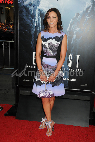 "9 September 2015 - Hollywood, California - Alison Levine. ""Everest"" Los Angeles Premiere held at the TCL Chinese Theatre. Photo Credit: Byron Purvis/AdMedia"