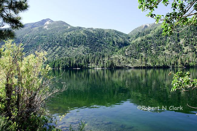 Twin Lakes area near Bridgeport