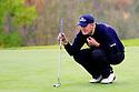 George Woolgar (ENG), European Challenge Tour, Kazakhstan Open 2014, Zhailjau Golf Club, Almaty, Kazakhstan. (Picture Credit / Phil Inglis)
