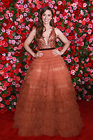 NEW YORK, NY - JUNE 10:  Sara Bareilles  at the 72nd Annual Tony Awards at Radio City Music Hall in New York City on June 10, 2018.