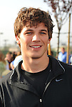 PACOIMA, CA. - October 10: MAtt Lanter arrives at The 2009 American Dream Walk To Benefit Habitat For Humanity at Lowe's Home Improvement on October 10, 2009 in Pacoima, California.