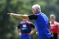 Bath Director of Rugby Todd Blackadder. Bath Rugby pre-season training on July 2, 2018 at Farleigh House in Bath, England. Photo by: Patrick Khachfe / Onside Images