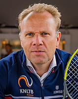 Rosmalen, Netherlands, 13 June, 2019, Tennis, Libema Open, Albert Jan Smit KNLTB <br />