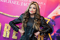 Michael Jackson sister, La Toya Jackson during meeting with press in Madrid, Spain. May 21, 2018. (ALTERPHOTOS/Borja B.Hojas) /NortePhoto.com