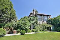 Garden Rooms, Italy