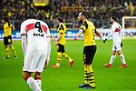 09.03.2019, Signal Iduna Park, Dortmund, GER, 1.FBL, Borussia Dortmund vs VfB Stuttgart, DFL REGULATIONS PROHIBIT ANY USE OF PHOTOGRAPHS AS IMAGE SEQUENCES AND/OR QUASI-VIDEO<br /> <br /> im Bild   picture shows:<br /> Paco Alcacer (Borussia Dortmund #9) bietet sich an, <br /> <br /> Foto &copy; nordphoto / Rauch