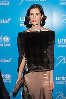 NEW YORK, NY - NOVEMBER 27:  Annette Roque attends the Unicef SnowFlake Ball at Cipriani 42nd Street on November 27, 2012 in New York City. © Diego Corredor/MediaPunch Inc. .. /NortePhoto