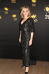 Actress Amy Carlson - Another World (co-mistress of ceremonies) at the annual All That Glitters Gala - 24 years of support to New York City's homeless mothers and their cihldren - (VIP Reception - Silent Auction) was held on November 7, 2018 at Noir et Blanc and the 40/40 Club in New York City, New York.  (Photo by Sue Coflin/Max Photo)