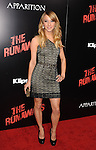 HOLLYWOOD, CA. - March 11: Stella Maeve arrives at the Los Angeles Premiere of The Runaways at ArcLight Cinemas Cinerama Dome on March 11, 2010 in Hollywood, California.