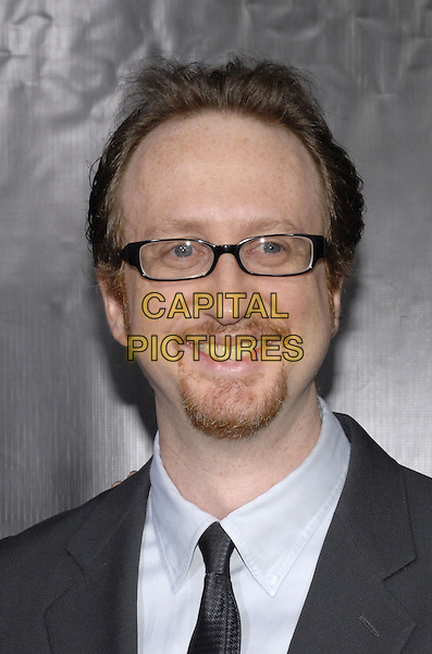 "JAMES GRAY.The New York premiere of ""We Own the Night"" held at Clearview Chelsea West, New York, New York, USA,.October 9th, 2007.headshot portrait glasses goatee facial hair .CAP/ADM/BL.©Bill Lyons/AdMedia/Capital Pictures. *** Local Caption ***"