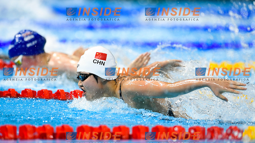 LI Bingjie CHN<br /> Women's 400m Individual Medley<br /> 13th Fina World Swimming Championships 25m <br /> Windsor  Dec. 6th, 2016 - Day01<br /> WFCU Centre - Windsor Ontario Canada CAN <br /> 20161206 WFCU Centre - Windsor Ontario Canada CAN <br /> Photo &copy; Giorgio Scala/Deepbluemedia/Insidefoto