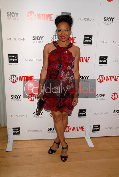 Lauren Velez<br /> at SHOWTIME's 2010 Emmy Nominee Reception, Skybar, West Hollywood, CA 08-28-10<br /> David Edwards/DailyCeleb.com 818-249-4998