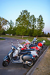 My Vespa Adventures Ride with Scooter Club. Photo Credit: Sergei Belski