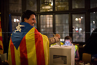 09.11.2014 - Referendum for Independence of Catalonia in London