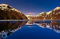 USA-Alaska-Southeast-LeConte Bay