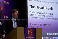 Prof. Sir John Robert Hills CBE.<br />