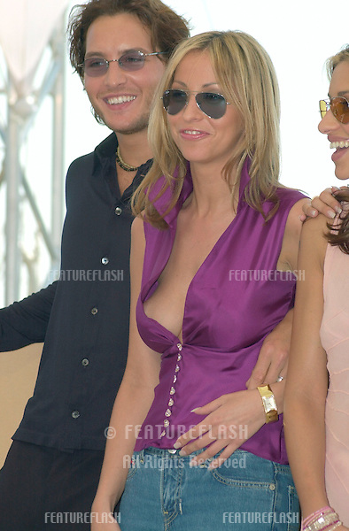 15MAY2000: All Saints star NATALIE APPLETON at the Cannes Film Festival where the group are promoting their new movie Honest..© Paul Smith / Featureflash