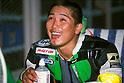 Riders Akinori OKADA..EXTEC ASAHINA RACING..SUZUKA 8 HOURS, JAPAN, 01/08/2003.