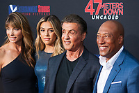 Los Angeles, CA - AUGUST 13th: <br /> Sylvester Stallone attends the 47 Meters Down premiere at the Regency Village Theater on August 13th 2019. Credit: Tony Forte/MediaPunch