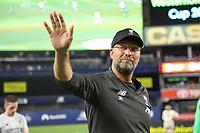 Nova York (EUA), 24/07/.2019 - Liverpool x Sporting -  O treinador Jürgen Klopp do Liverpool durante partida contra o Sporting partida amistosa no Yankee Statium em Nova York nos Estados Unidos nesta quarta-feira, 24. (Foto: William Volcov/Brazil Photo Press)
