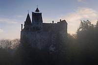 Castle Bran, Transylvania, Southern Carpathians, Romania