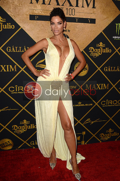 Nicole Murphy<br /> at the 2016 Maxim Hot 100 Party, Hollywood Palladium, Hollywood, CA 07-30-16<br /> David Edwards/DailyCeleb.com 818-249-4998