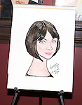 Leanne Cope attends 'An American In Paris' Sardi's Caricature Unveiling at Sardi's on May 28, 2015 in New York City.