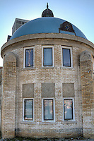 The Blue Dome was built in 1924 as a Guld Oil Station along Route 66 in Tulsa Oklahoma.