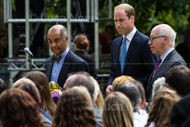 HRH Prince William (Duke of Cambridge). <br />