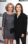 Edie Falco & Kathryn Erbe.attending the Broadway Opening Night Performance of 'Clybourne Park' at the Walter Kerr Theatre in New York City on 4/19/2012 © Walter McBride/WM Photography .
